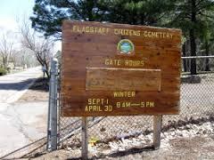 Citizen cemetery flagstaff