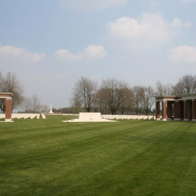 Groesbeek memorial photo