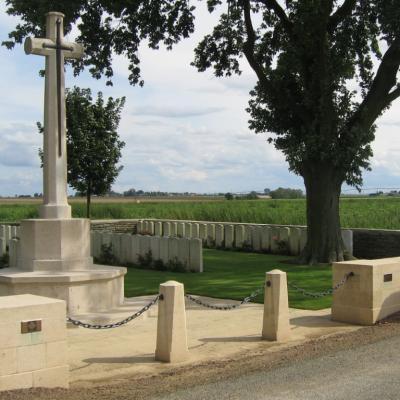 Manitoba cemetery photo