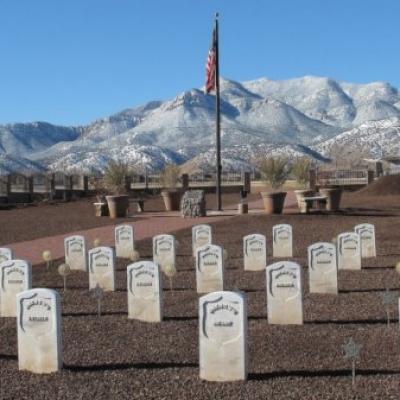 Southern arizona veterans memorial cemetery photo
