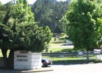 Sunrise memorial cemetery photo